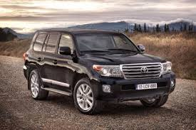 Toyota Land Cruiser 200 / V8, J20 (2008 - )