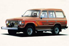 Toyota Land Cruiser 60, J6 (1985 - 1990)